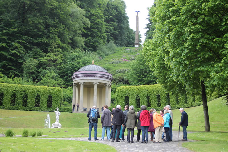 Rondleiding In De Historische Gartenanlagen Kleve Agenda Nijmegen