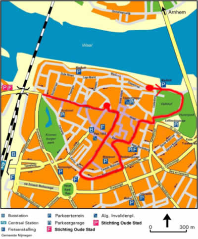 Sinterklaasroute-Nijmegen-2016