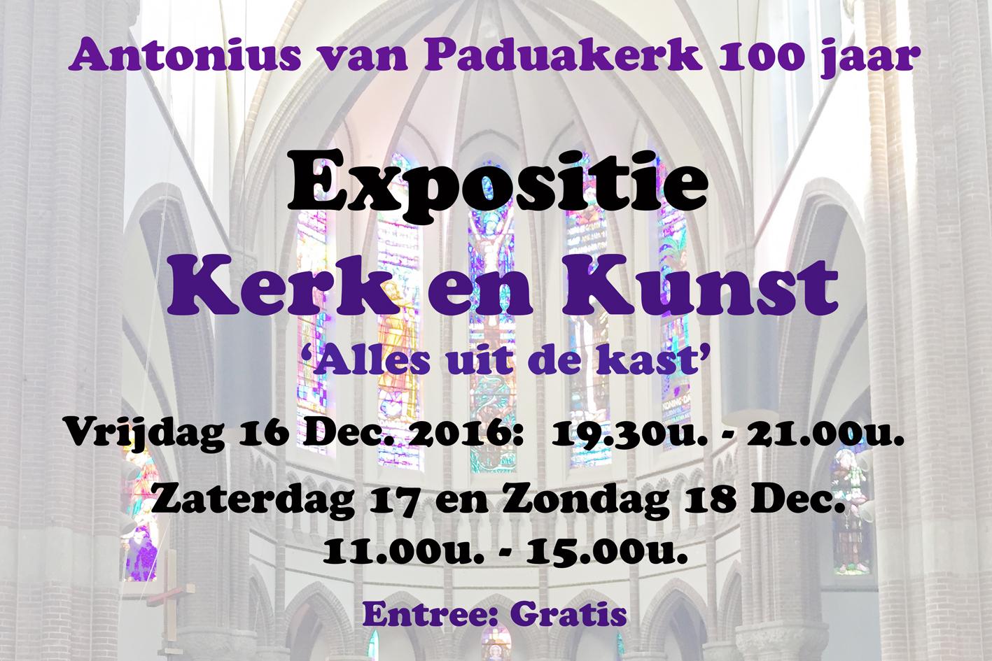 Expositie Kerk En Kunst Alles Uit De Kast Agenda Nijmegen