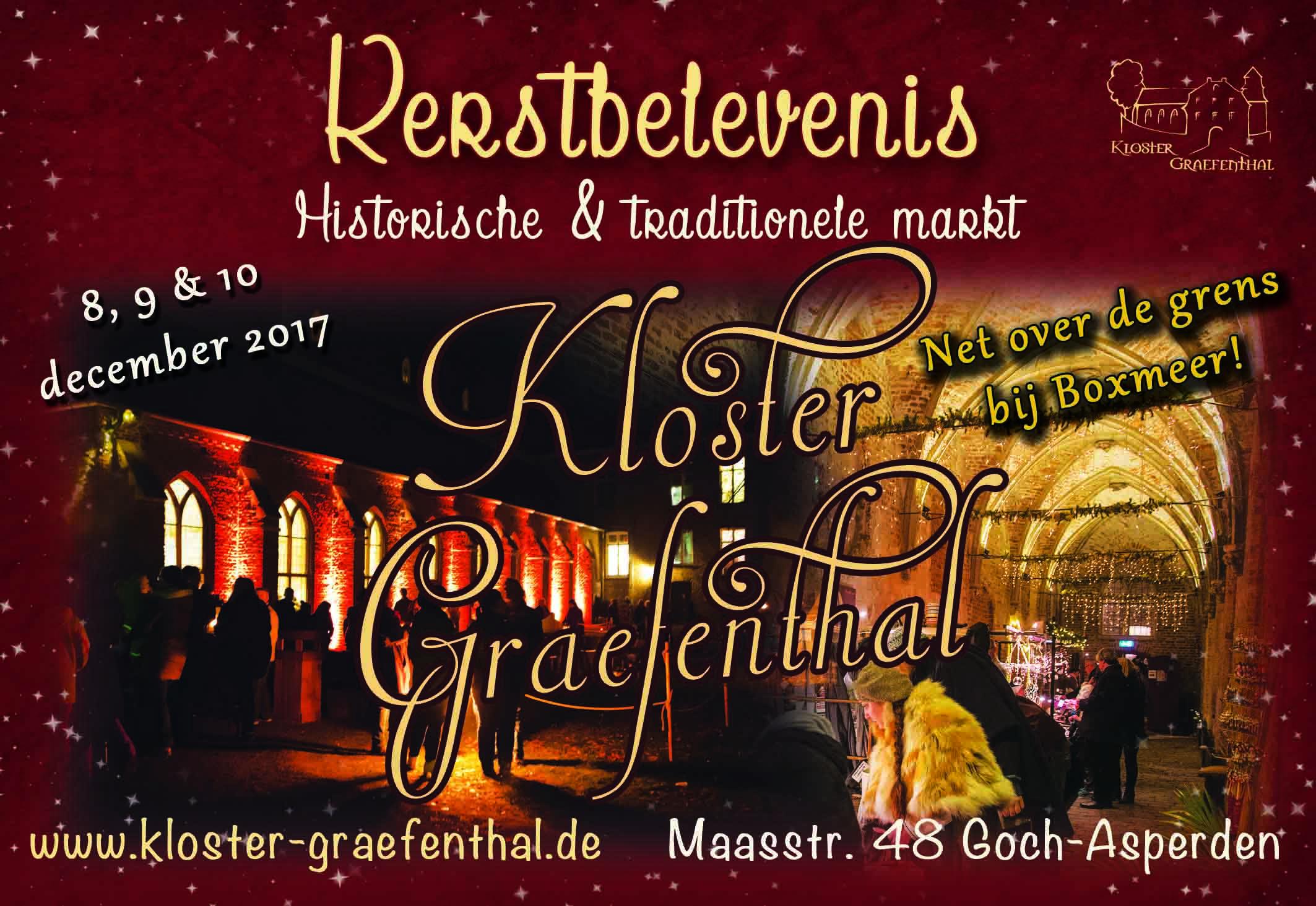 Kerstmarkt Klooster Graefenthal Agenda Nijmegen