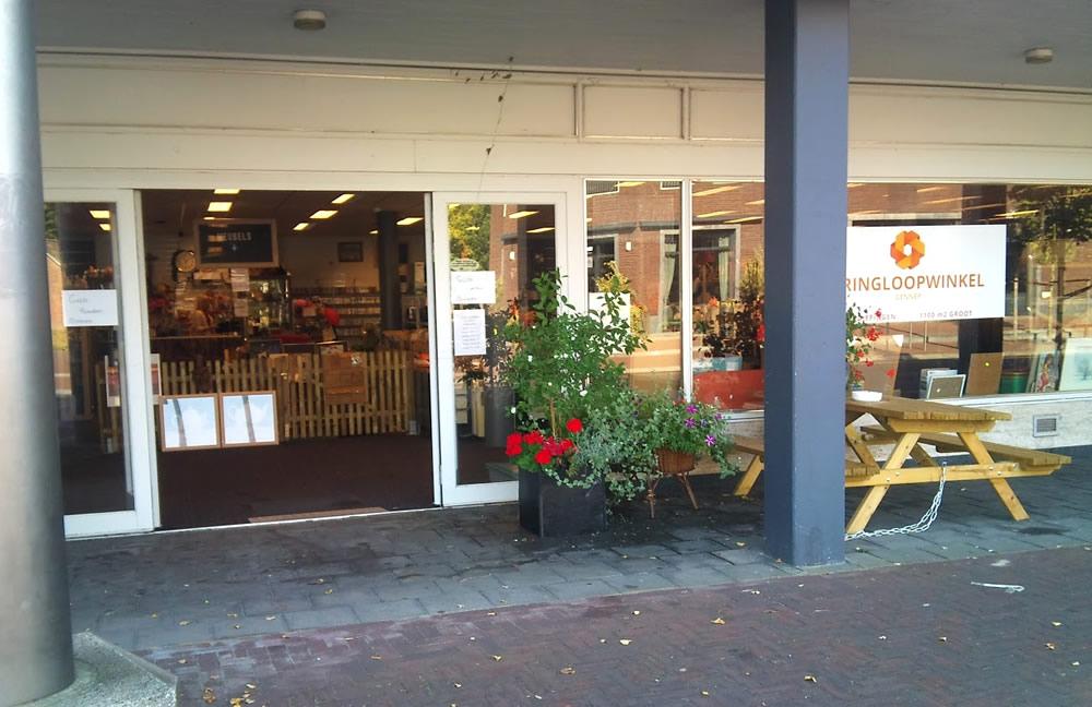 Kringloopwinkel-Gennep-ingang