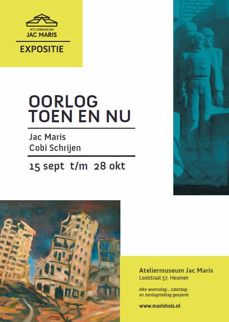 Expositie Oorlog Toen En Nu Marishuis Agenda Nijmegen